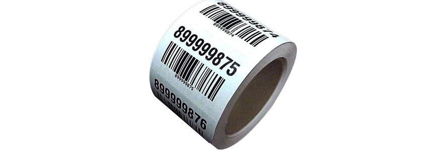 étiquetage par codes barres